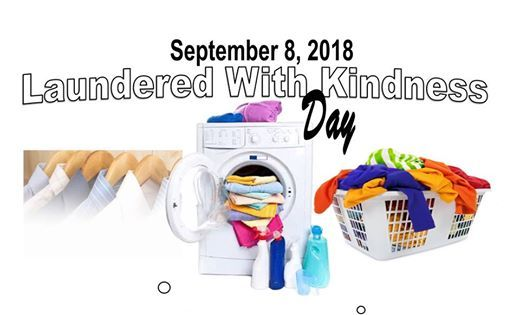Laundered with Kindness Day