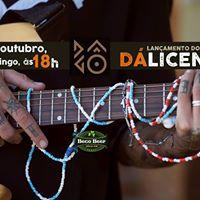 Dag no Beco Beer - Lanamento do EP Dalicena
