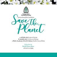 Save The Planet by Pushpa Bitan Friendship Society (PBFS)