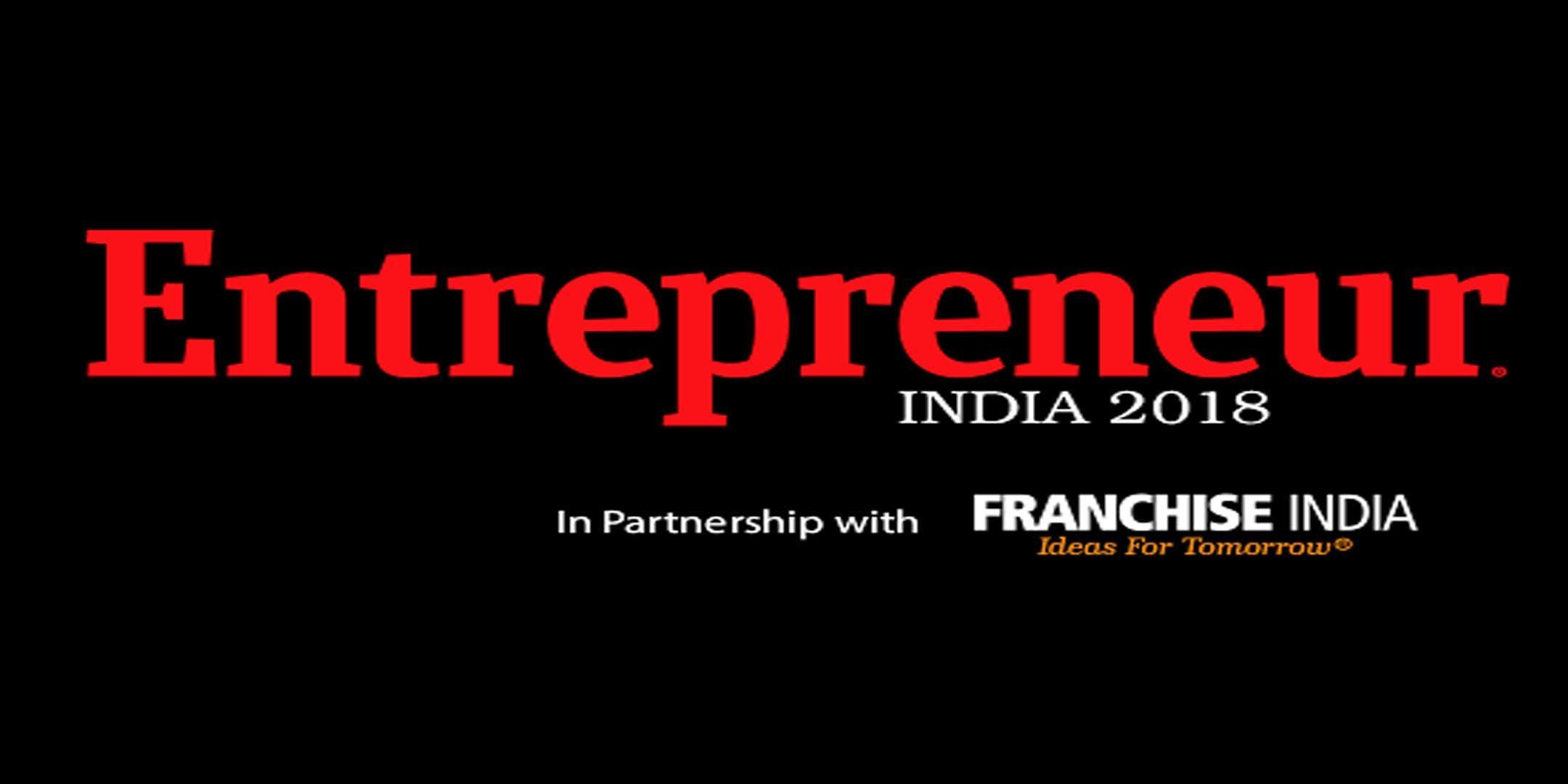 Entrepreneur India 2018