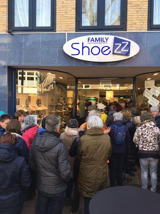 Family Shoezz Winterwandeling