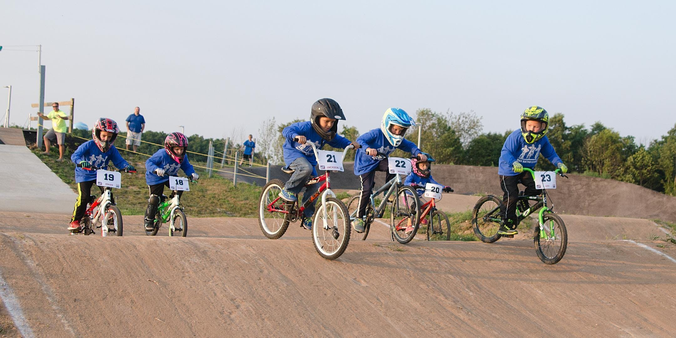 BMX Racing League Open House