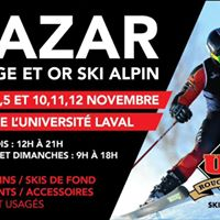 BAZAR - Rouge et Or Ski Alpin