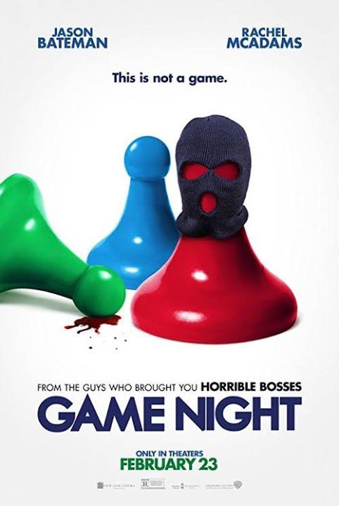 NYU Program Board Presents Game Night Screening