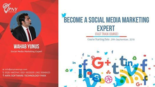 Become a Social Media Marketing Expert Course (IT Tower)