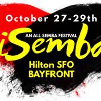 ISemba - October 27-29 2017 (Halloween Weekend)