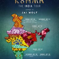 Sunburn Arena with KSHMR &amp Jai Wolf - Chennai