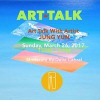 Art-Talk With Artist Jung Yun