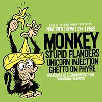 Monkey Stupid Flanders Unicorn Injection and GOP  Free