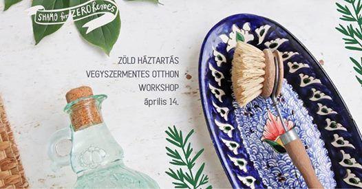 ZLD hztarts vegyszermentes otthon workshop