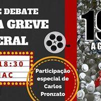 Cine Debate - 1917 A Greve Geral