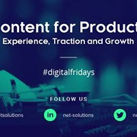 Content for Products - Experience Traction Growth