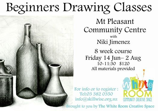 Beginners Drawing Classes