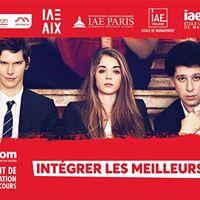 Runion  PARIS - Nos conseils pour intgrer les meilleurs IAE