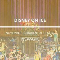 Disney On Ice in Newark