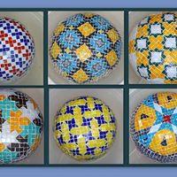 Mosaico Marroquino com Vra Oliveira