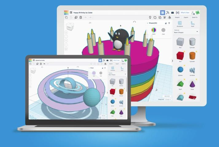 Homeschool Field Trip - 3D Design Workshop - Open To All Homeschool Students