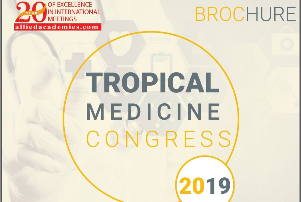 8th International Conference on Tropical Medicine Infectious Diseases & Public Health (AAC)