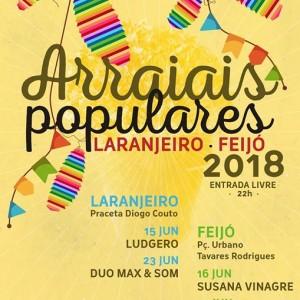 Arraiais Populares 2018