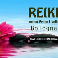 Corso Reiki 1 Livello a Bologna