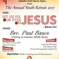 MYF Kalyans Annual Youth Retreat 2017
