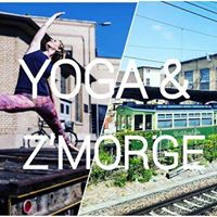Yoga &amp zMorge in Sulzer Areal Winterthur