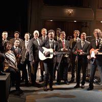 Lyle Lovett and his Large Band at Atlanta Symphony Hall