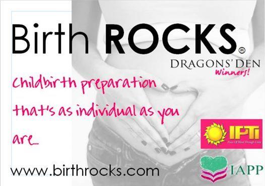 February Birth ROCKS Hypnobirthing and Gentle Birthing Workshop