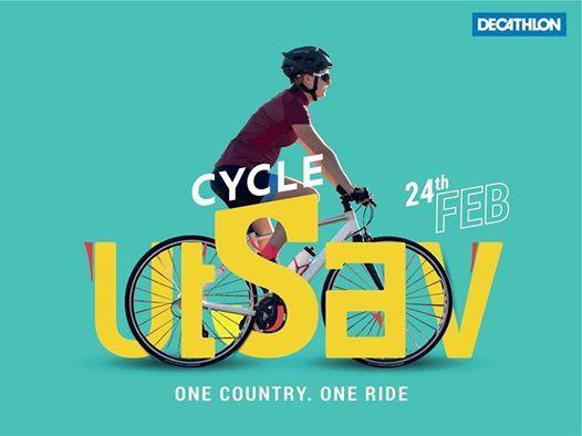 Cycle Utsav- One Country One ride