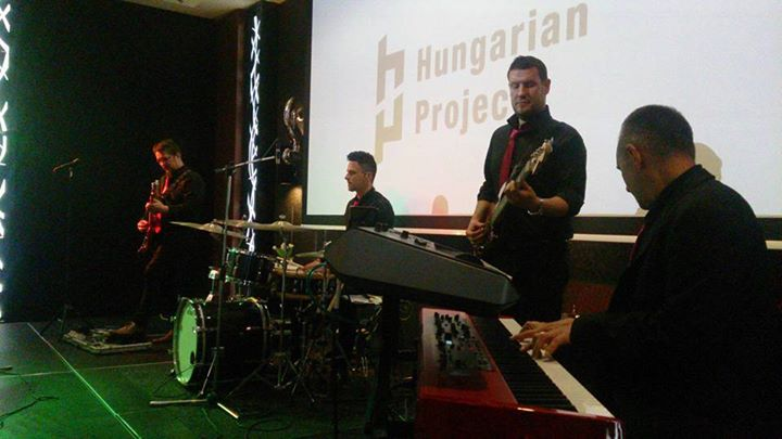 Veracruz koncert Bajn a Jnoska-eresztsen
