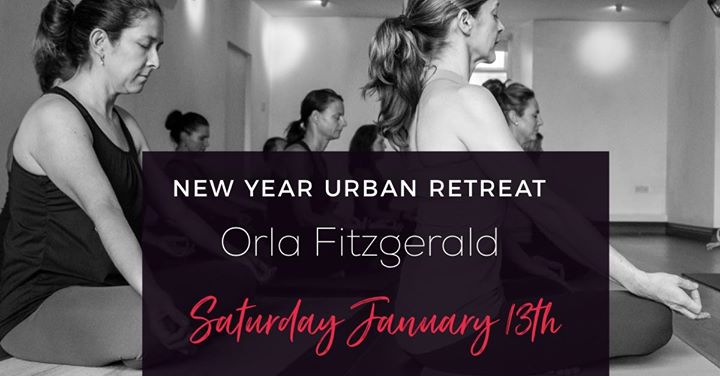 New Year Urban Retreat with Orla Fitzgerald
