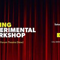 Acting Experimental Workshop by Whatashort