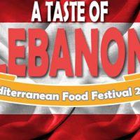 A &quotTaste of Lebanon&quot Festival