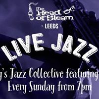 Liam Caswell  Brendan Duffys Jazz Collective