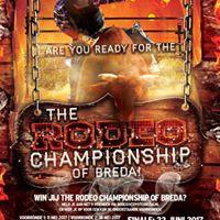 The Rodeo Championship of Breda