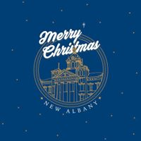 Merry Christmas New Albany