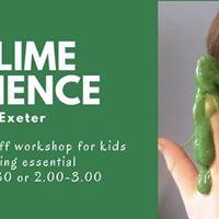Slime Science Workshops SOLD OUT