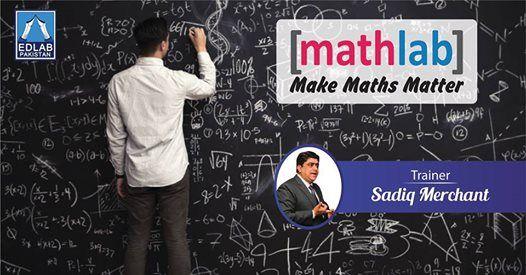 Math Lab - Make Maths Matter