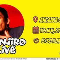 Chennai Comedy Presents Zenjiro Live