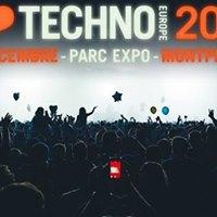 I Love Techno Europe 2017 [CLUBB3RS]