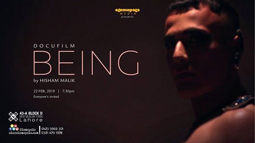 Docufilm BEING by Hisham Malik
