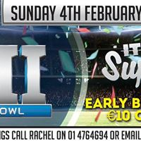 Superbowl Party at Dtwo - Check Event For Tickets