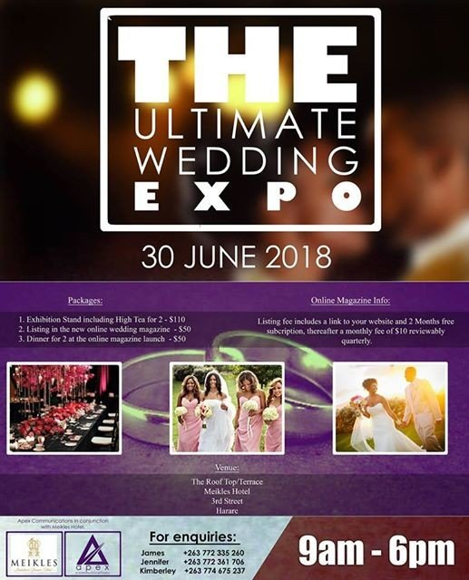 The Ultimate Wedding Expo