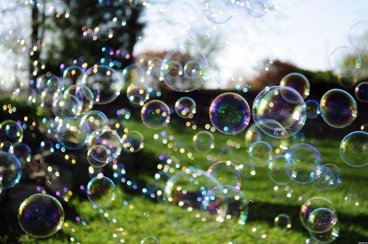 Trillion Bubble Party