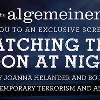 Exclusive Algemeiner Screening Watching the Moon at Night