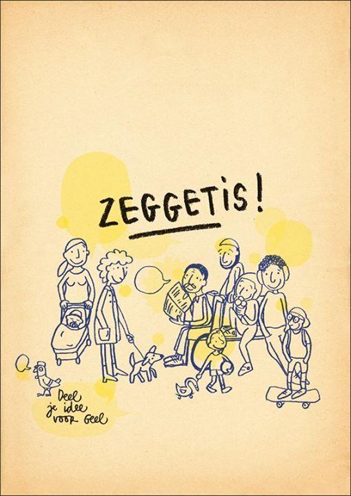 Ideenavond Zeggetons - Deel je idee voor Geel
