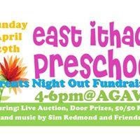 East Ithaca Preschool Flatbread Fundraiser &amp Auction