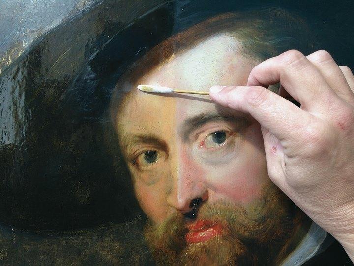 Feest mee met Rubens. Ontdek het gerestaureerde zelfportret