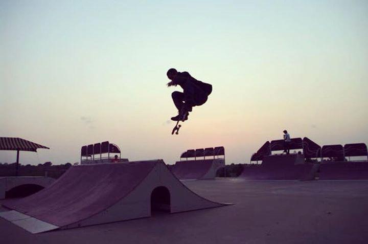 4th Annual Derek R. Trevino Skateboarding Competition