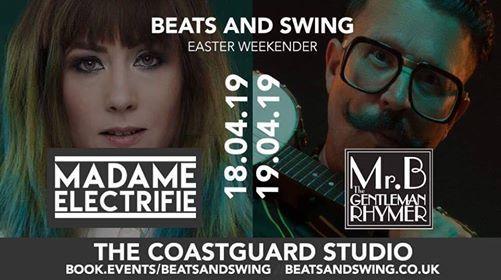 Beats & Swing Easter Weekender